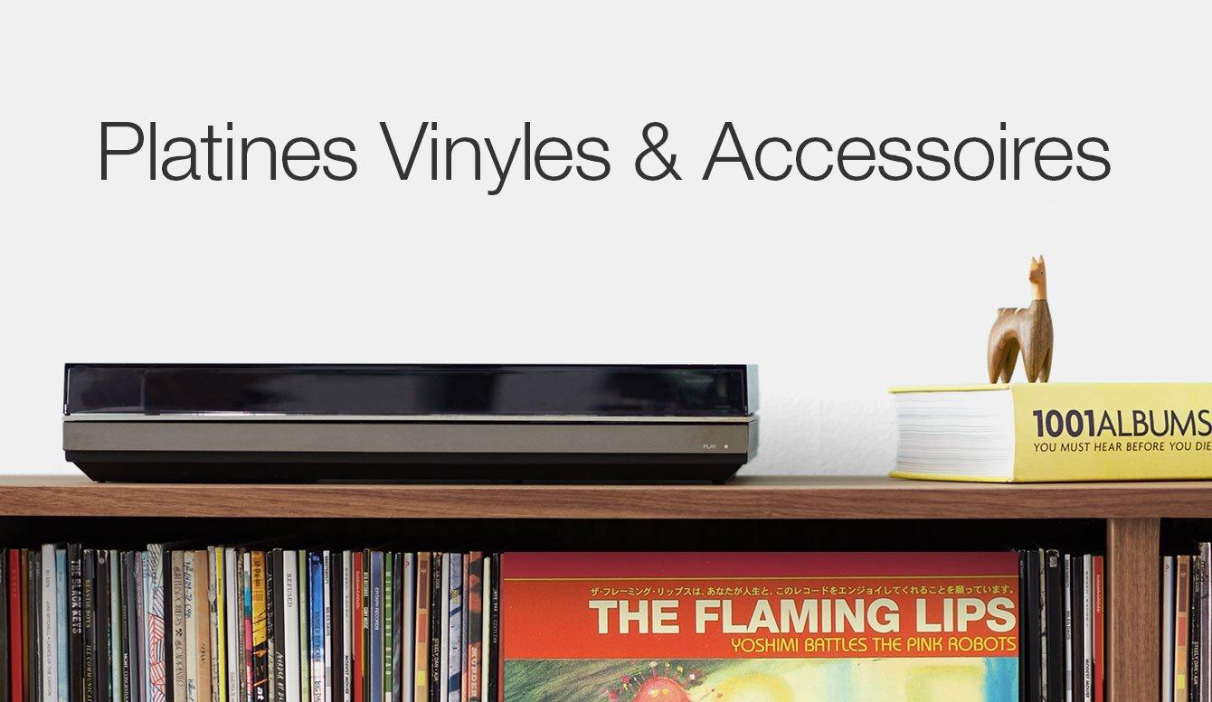 Platines Vinyles et accessoires