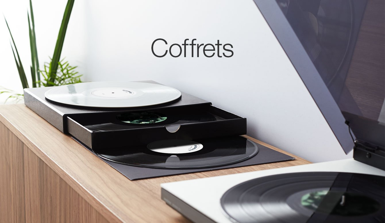 Coffrets Vinyles