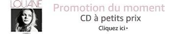 Promotion CD à petits prix