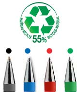 PaperMate FlexGrip Ultra : 4 colours