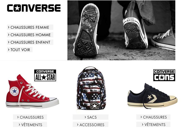 Converse All Star Blanche Amazon