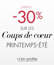 Promo Coups de coeur