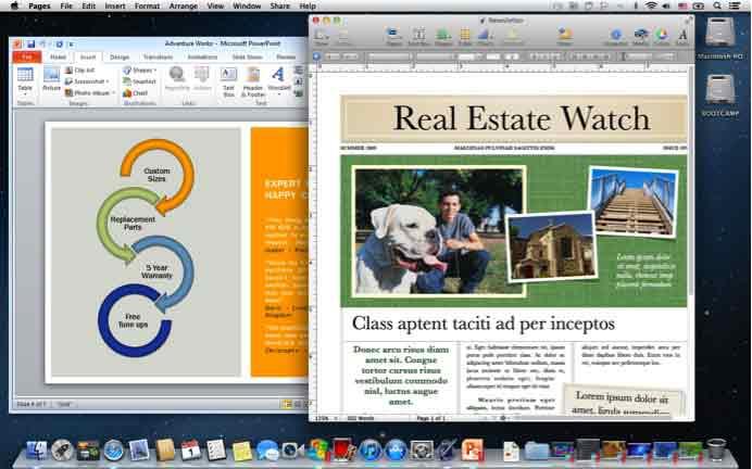 Parallels Desktop 8 Switch to Mac Edition - Polyvalent pour la maison, le bureau à domicile et l'école