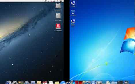 Parallels Desktop 8 Switch to Mac Edition - programmes Windows
