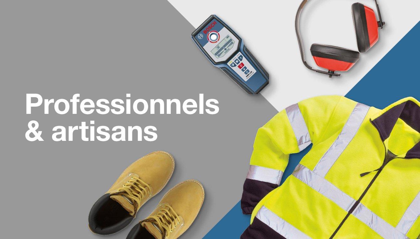 Professionnels & artisans