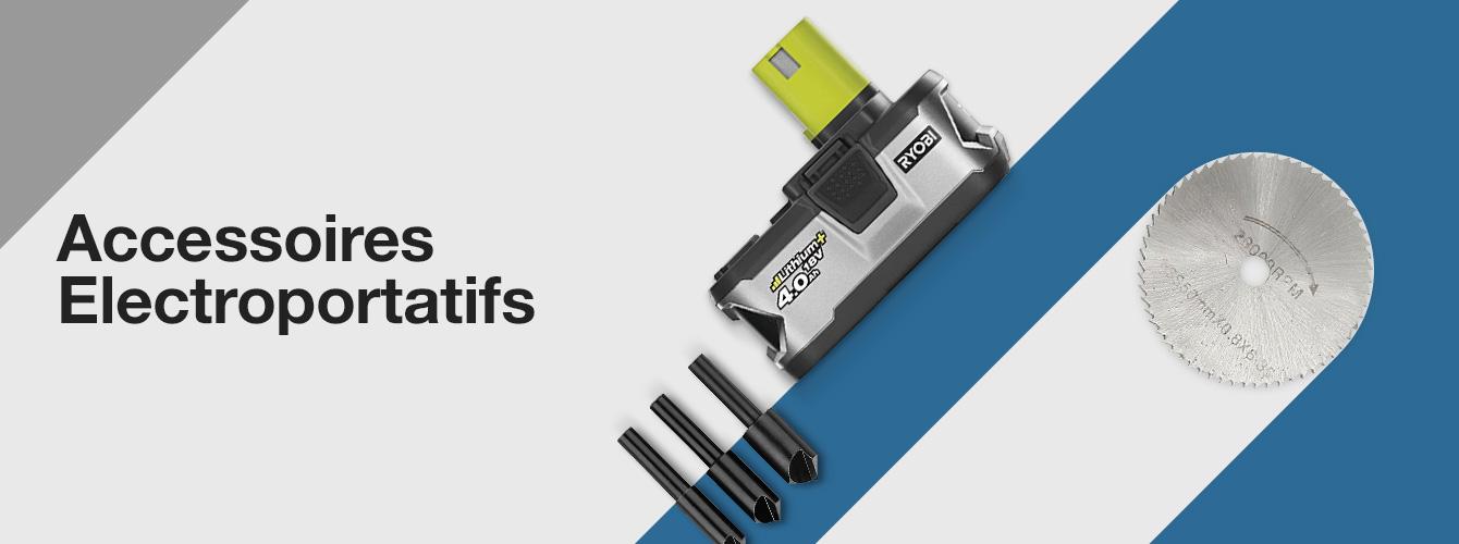Accessoires Electroportatifs