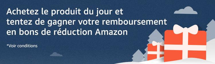 Tirage au sort : votre jeu ou jouet remboursé en bons de réduction Amazon