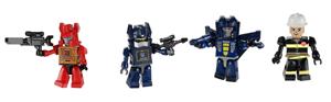 Figurines KREONS Sentinel Prime