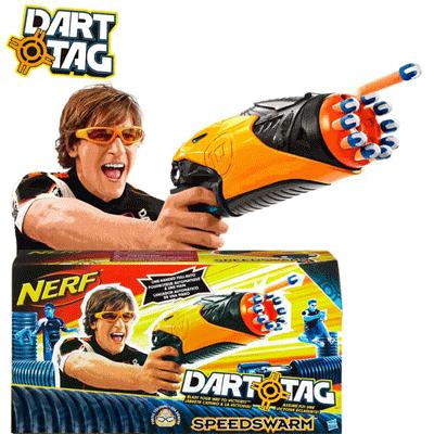 Nerf Dart Tag Speed Swarm