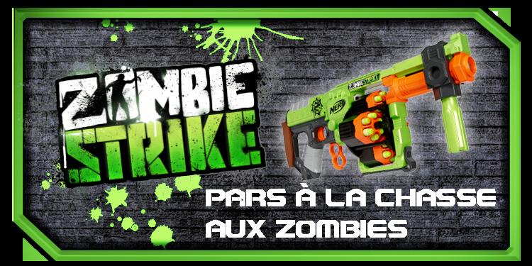 Nerf Zombie