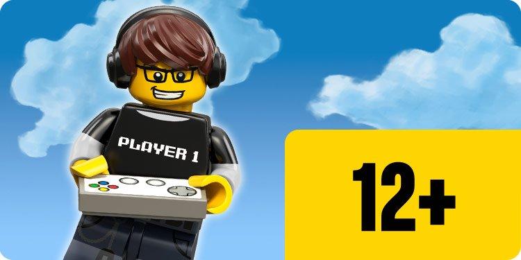 Lego 12+ ans