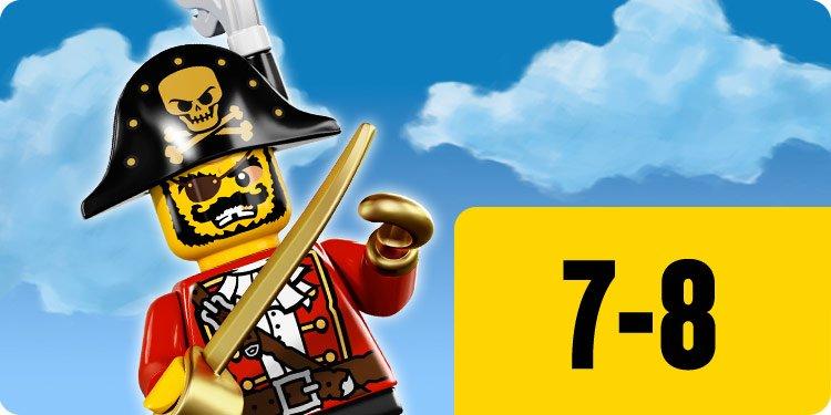 Lego 7-8 ans
