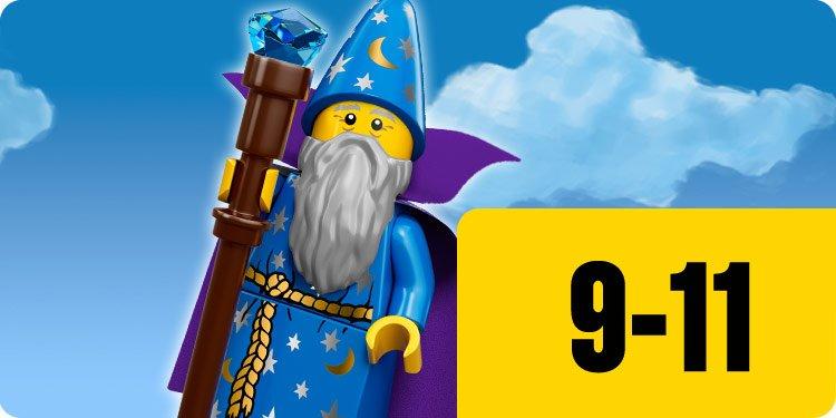 Lego 9-11 ans