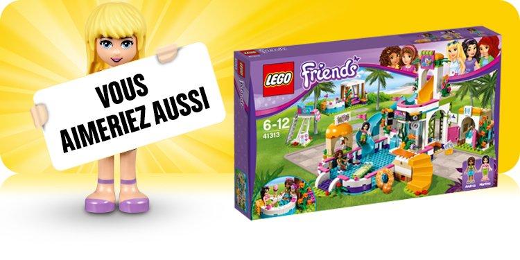 lego friends jeux et jouets. Black Bedroom Furniture Sets. Home Design Ideas