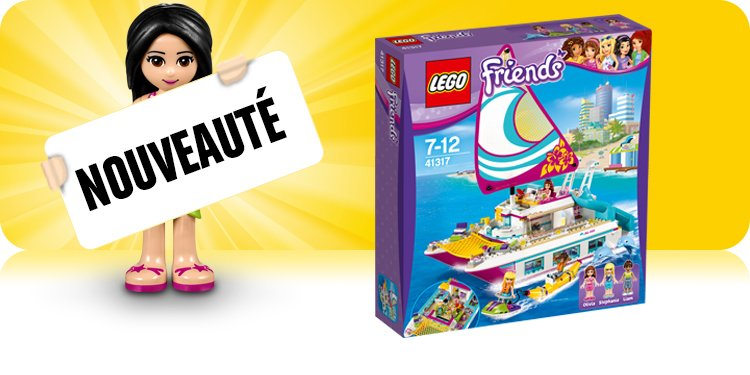 Tout les jeux du monde de fille amricaine cheerleader for Lego friends salon de coiffure