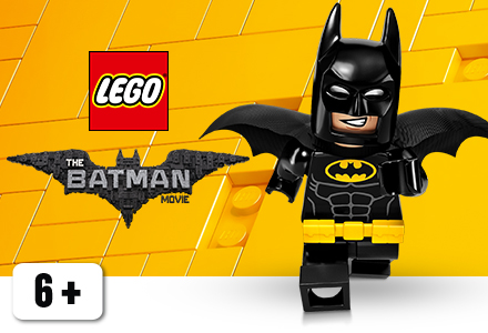LEGO Batman movie le film