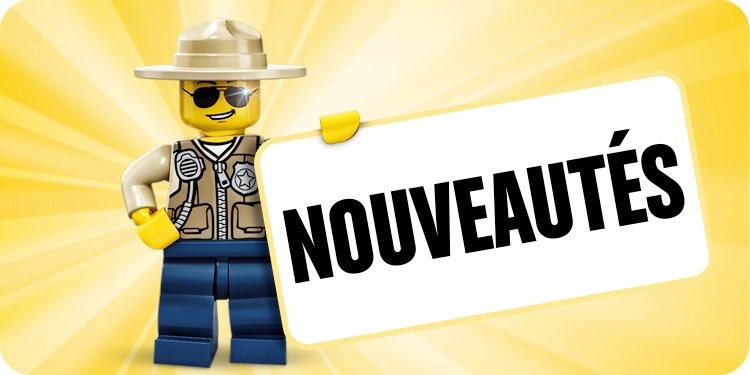 Nouveautés jeux de construction Lego