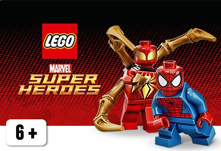 Lego Super Heros Marvel