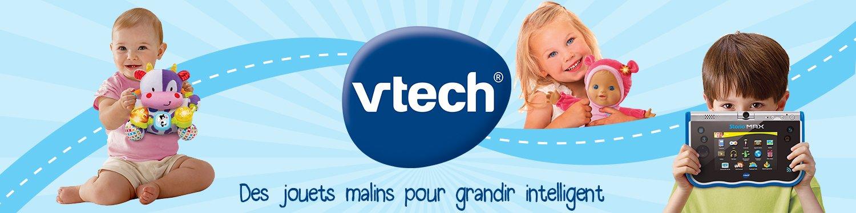 VTech, des jouets malins pour grandir intelligent