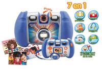 appareil photo 7 en 1 vtech