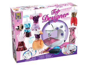 creative toys ct 5928 kit de loisir cr atif top designer jeux et jouets. Black Bedroom Furniture Sets. Home Design Ideas