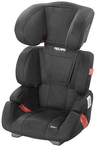 recaro si ge auto groupe 2 3 milano. Black Bedroom Furniture Sets. Home Design Ideas