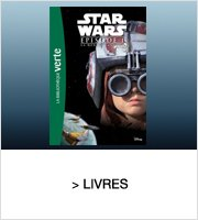 Star Wars Livres