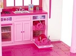 Jeux de grande maison de barbie