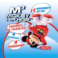 Fisher price y5160 peluche mickey hip hop jeux et jouets - Danse de mickey ...