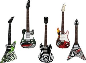 guitare electrique jouet club
