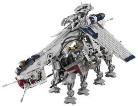 lego star wars 10195 - Lego Star Wars Vaisseau Clone