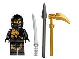 Lego ninjago 2170 jeu de construction cole dx - Jeux de ninjago gratuit lego ...