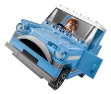 Lego Harry Potter 4841