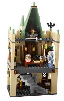 lego 4842 harry potter le ch teau de poudlard jeux et jouets. Black Bedroom Furniture Sets. Home Design Ideas