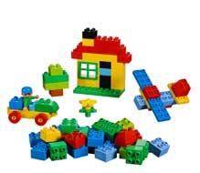 Lego 5506 Jeu De Construction Bricks More Duplo Grande Bo Te De Briques