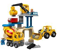 lego 5653 jeux de construction lego duplo legoville. Black Bedroom Furniture Sets. Home Design Ideas