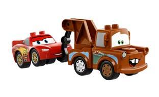 Lego Duplo Cars 5828