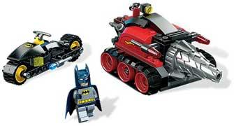 Lego Super Heroes 6860