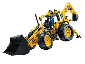 Lego technic 8069 jeu de construction la pelleteuse - Jeux de construction lego technic ...