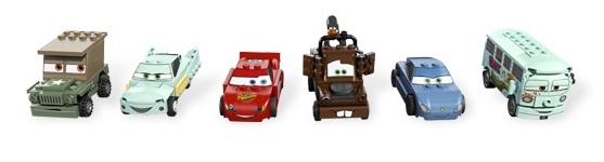 Lego Cars 8487