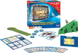 TF1 Games- Le juste prix