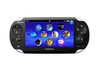 Sony  Console Playstation Vita dp BLKWIS