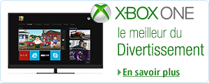 xbox One - le meilleur du divertissement