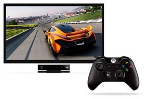 Console Xbox One : Simple. Instantané. Complet.