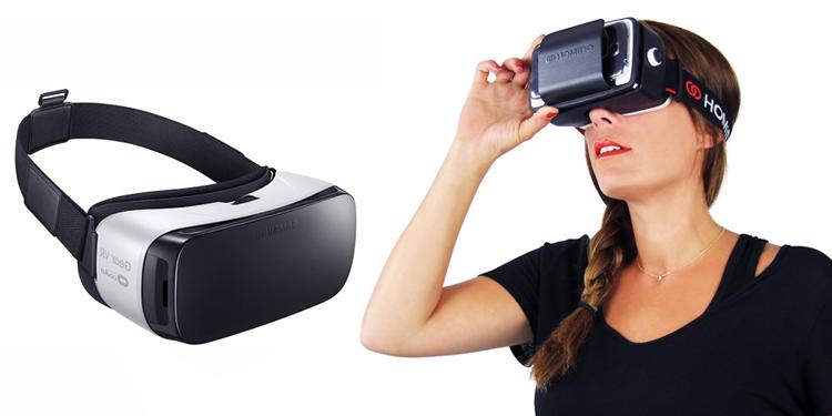 Retrouvez les casques de réalité virtuelle pour smartphones