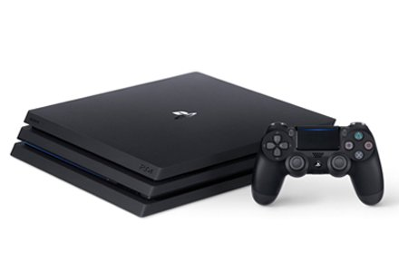 Univers PlayStation 4