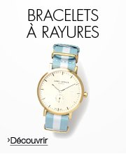 Bracelets Rayures