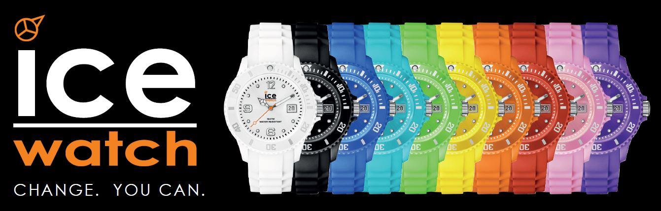 Ice watch montre mixte quartz analogique ice white - Montre ice watch bleu turquoise ...