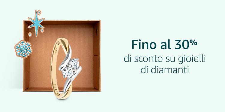 Fino a 30% di sconto su gioielli di diamanti-20% in Moda
