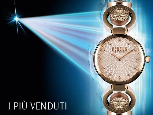 Versus Versace Orologi più venduti